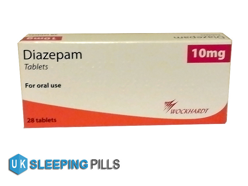DIAZEPAM 10MG /Image For Reference Only